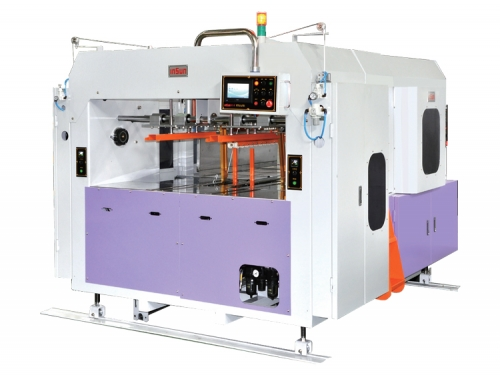Automatic Dual Strapping Machine